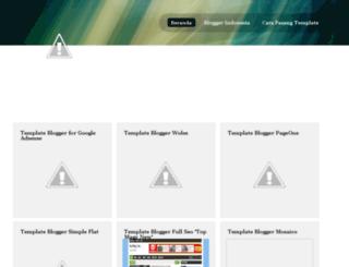 template.bloggerindonesia.net screenshot