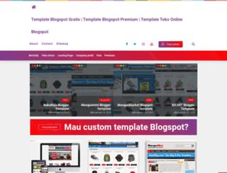 template.idblogspot.com screenshot