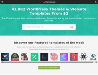 templatecubes.com screenshot