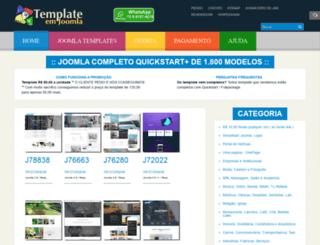 templateemjoomla.com.br screenshot