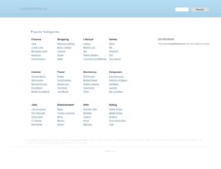 templateforest.net screenshot