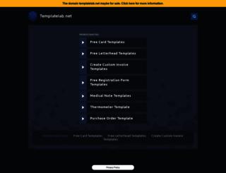 templatelab.net screenshot