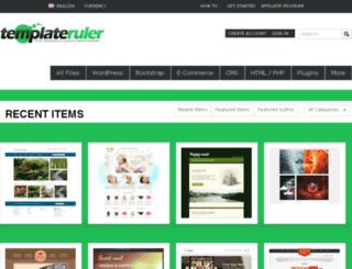 templateruler.com screenshot