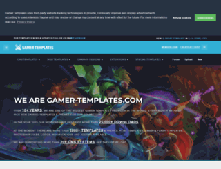 templates-directory.com screenshot