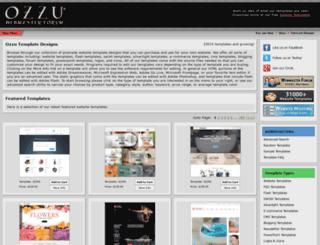 templates.bigwebmaster.com screenshot