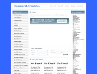 templates.situsmurah.com screenshot