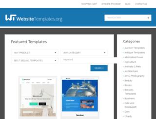 templates.websitetemplates.org screenshot
