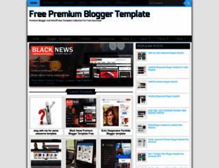 templates24.blogspot.com screenshot