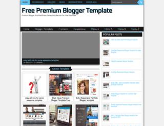 templates24.blogspot.nl screenshot
