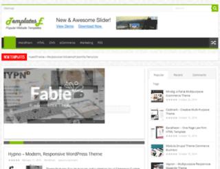 templatese.com screenshot