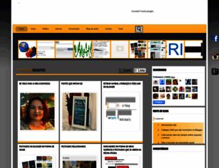 templateseacessorios.blogspot.com screenshot