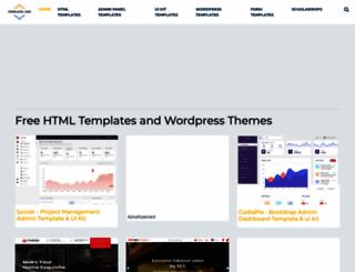 templateshub.net screenshot