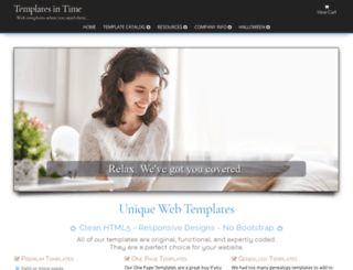 templatesintime.com screenshot