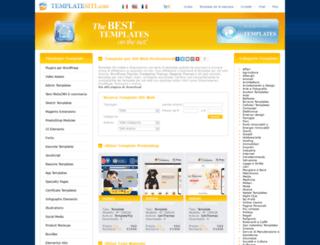 templatesiti.com screenshot