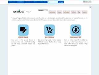 templatesperfect.com screenshot