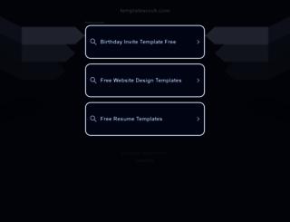 templatesrock.com screenshot