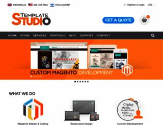 templatestudio.com screenshot