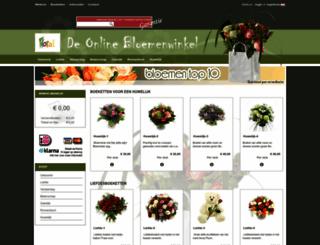 templatestyling2.biedmeer.nl screenshot
