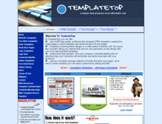 templatetop.com screenshot