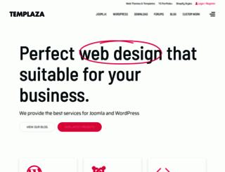 templaza.com screenshot