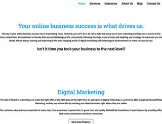 templecreative.com screenshot