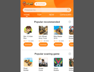 templerun2.9game.com screenshot