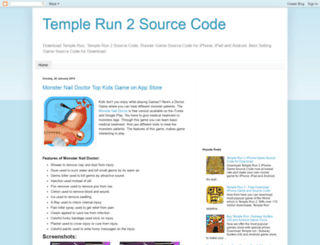 templerun2sourcecode.blogspot.in screenshot