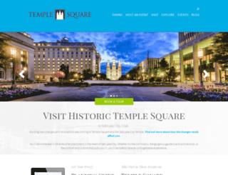 templesquarehospitality.com screenshot