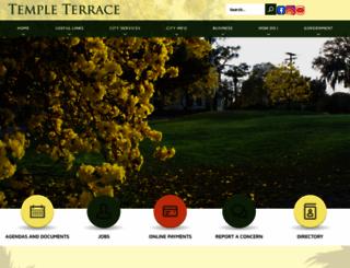 templeterrace.com screenshot