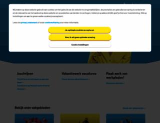 tempo-team.nl screenshot