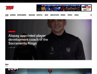 tempo.com.ph screenshot