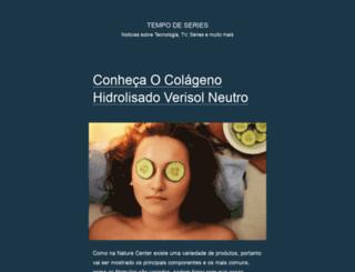 temporadadeseries.com.br screenshot