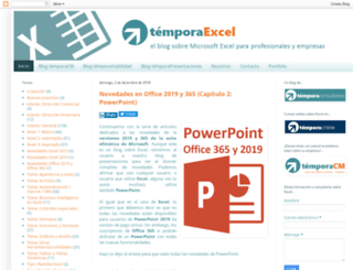temporaexcel.blogspot.com.es screenshot