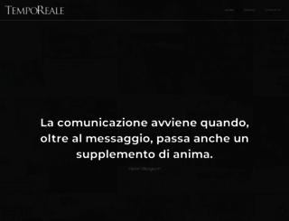 temporealeweb.com screenshot