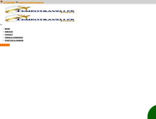 tempotravellerindia.com screenshot