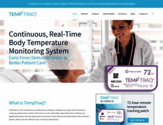 temptraq.com screenshot