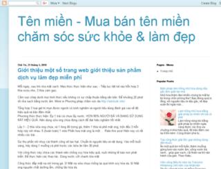 ten-mien.com screenshot