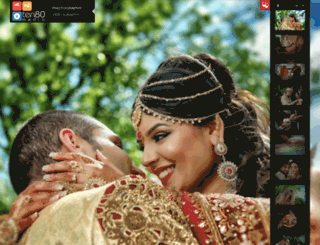 ten80weddings.com screenshot