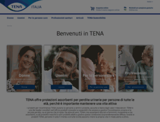 tena.it screenshot