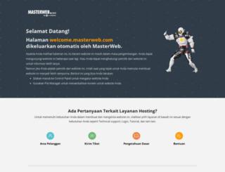 tenangaja.com screenshot