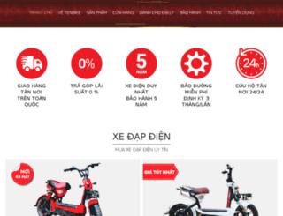 tenbike.com.vn screenshot
