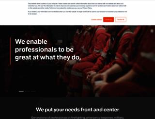 tencatefrfabrics.com screenshot