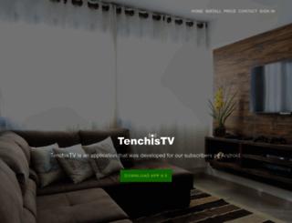 tenchistv.com screenshot