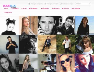 tendance.bookiblog.com screenshot