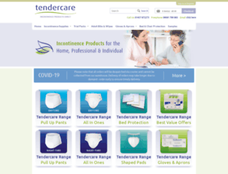 tender-care.com screenshot