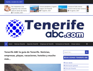 tenerife-abc.com screenshot