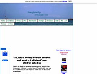 tenerife-holiday-home-insider.com screenshot