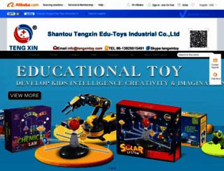tengxintoy.en.alibaba.com screenshot