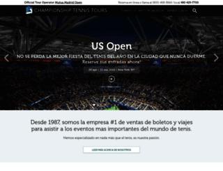 tenis.com screenshot