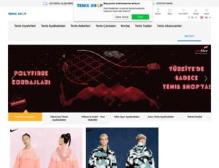 tenisshop.com screenshot